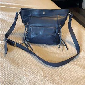 Rebecca Minkoff Navy Bucket Bag